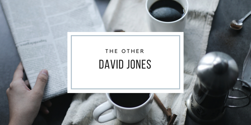 The Other David Jones